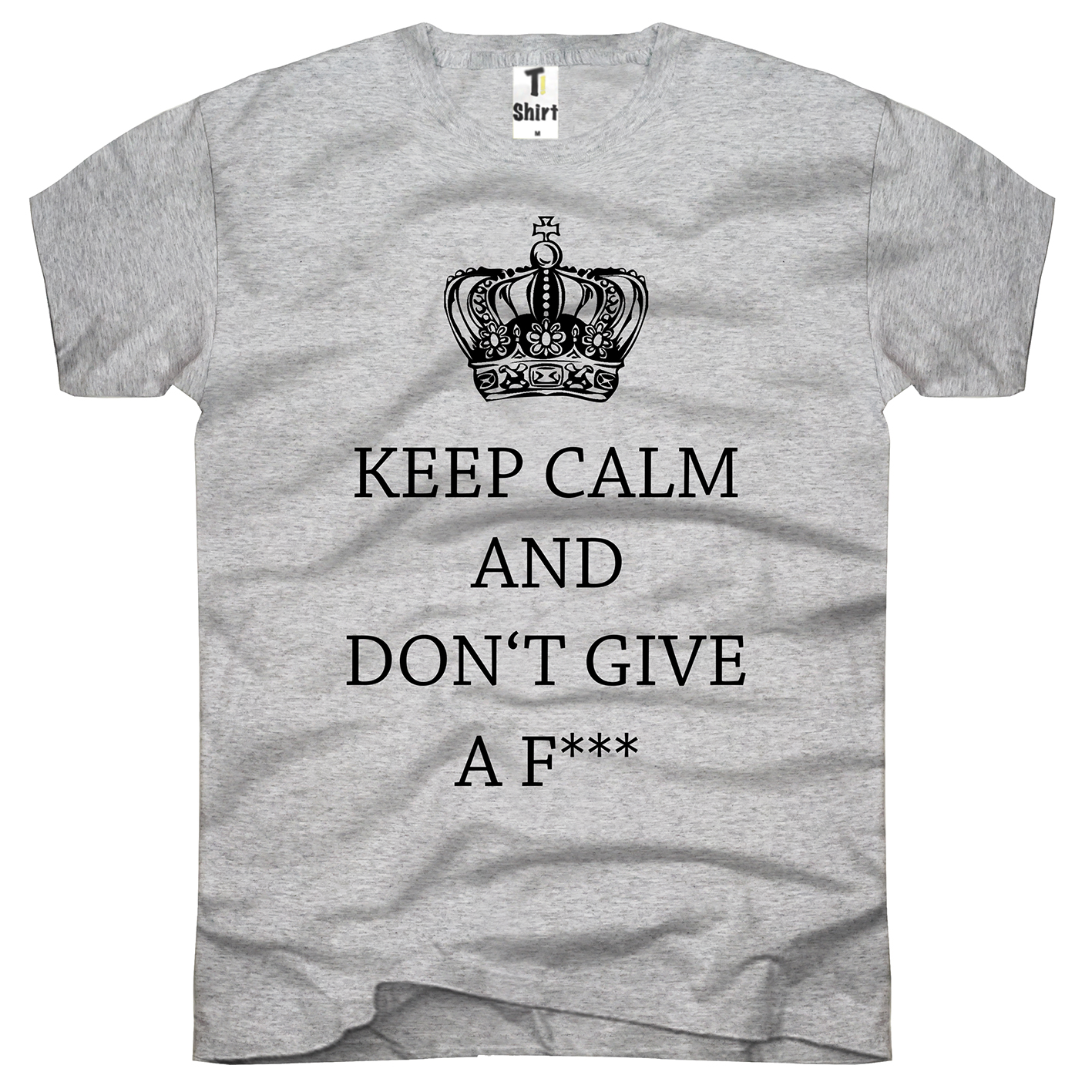 Herren T-Shirt Keep Calm Shirt