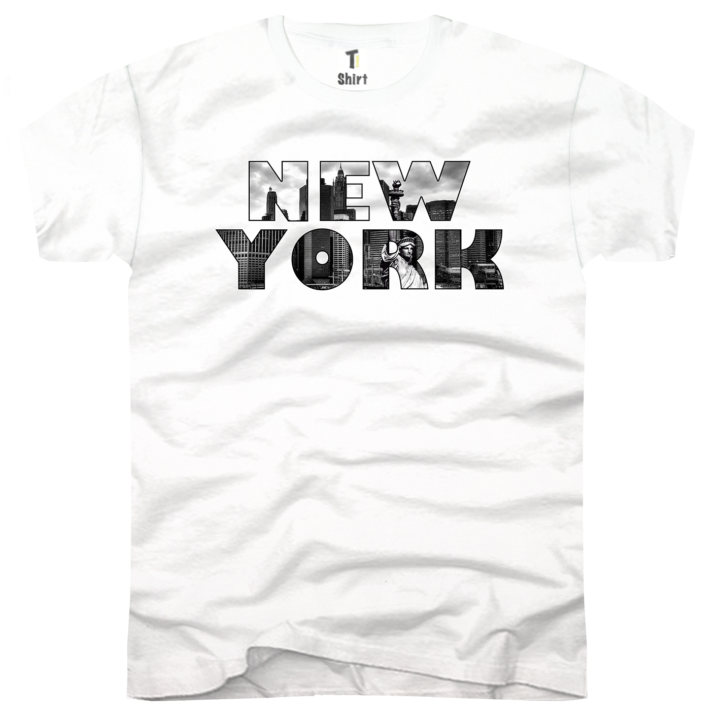 Herren T-Shirt New York