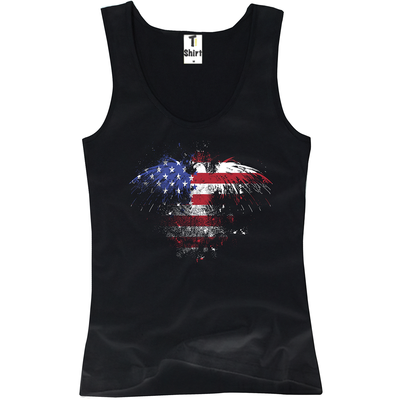 Tank Top für Damen USA Adler