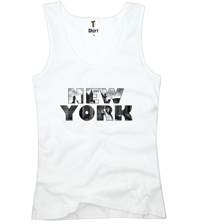 Tank Top für Damen Top-New York
