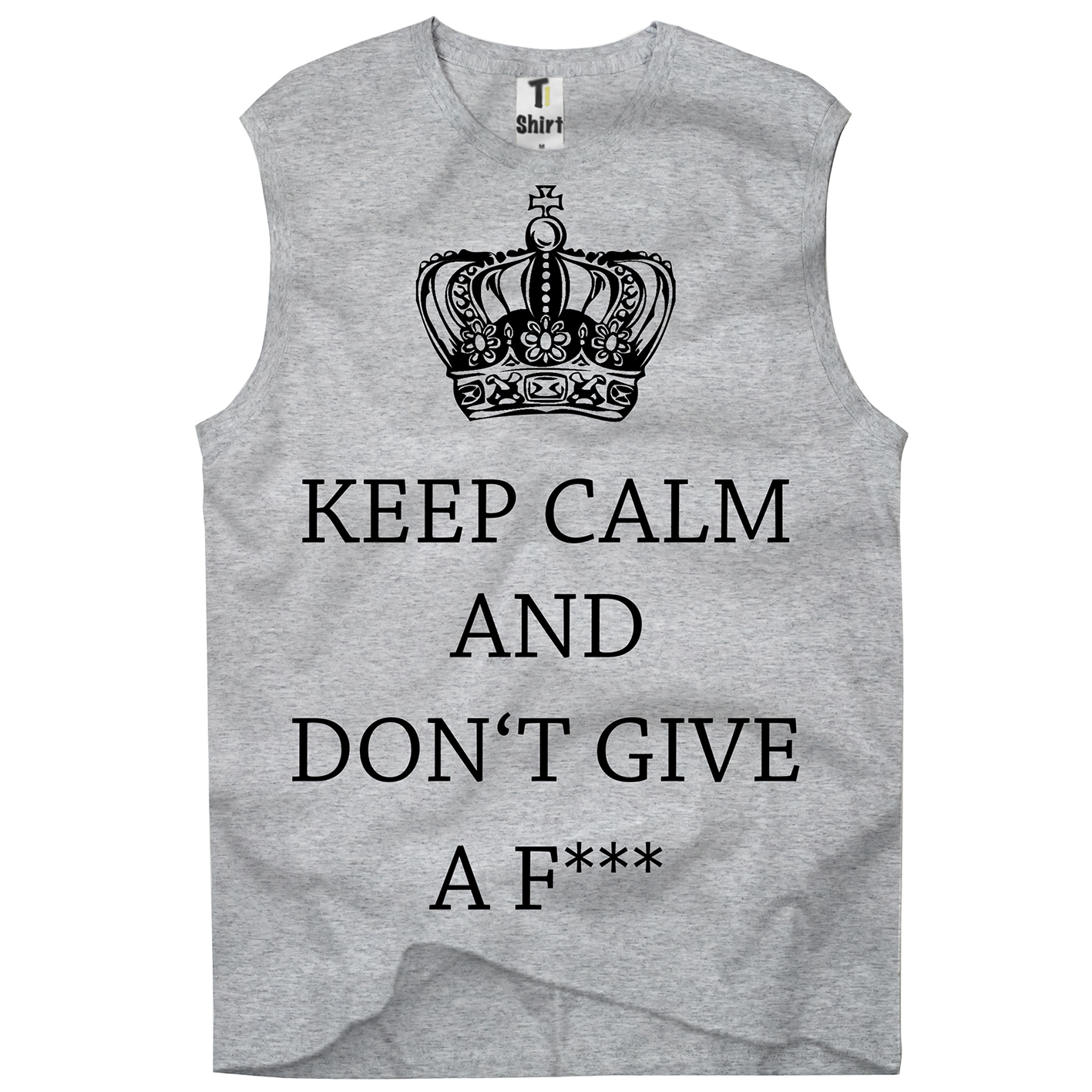 Tank Top für Herren Keep Calm
