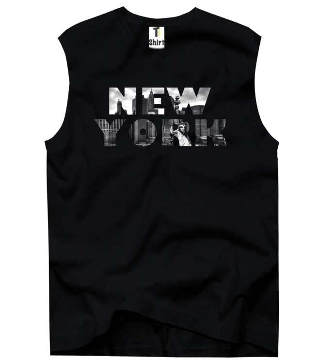 Tank Top für Herren New York