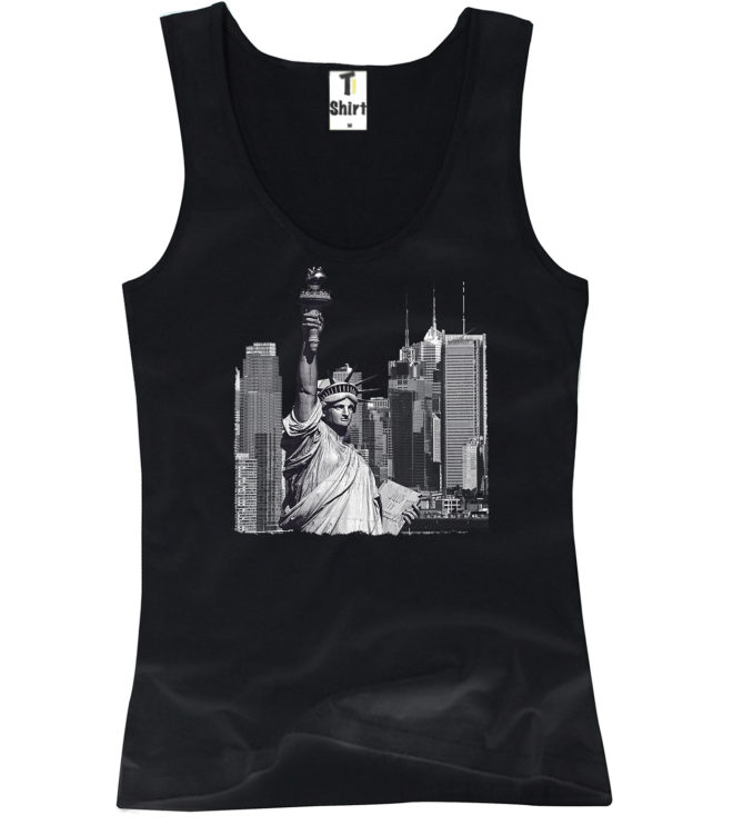 Tank Top für Damen USA New York