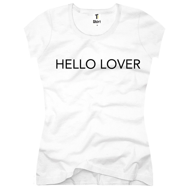 Damen T-Shirt Lover